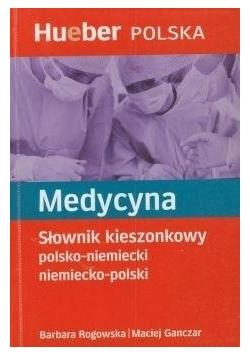 Medycyna. Słownik kieszonkowy pol-niem-pol
