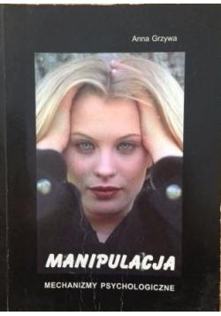 Manipulacja mechanizmy psychologiczne