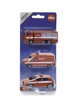 Siku Set - Straż pożarna wer. polska S1818