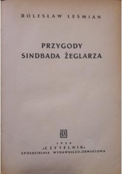 Przygody Sindbada Żeglarza, 1950r.