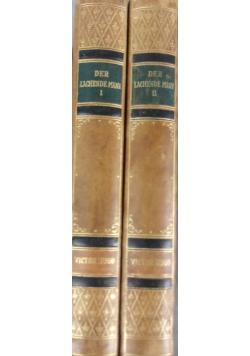 Der Lachende Mann, zestaw 2 książek, ok.1928 r.