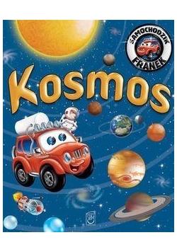 Samochodzik Franek. Kosmos