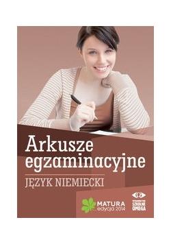Język niemiecki Matura 2014 Arkusze egzaminacyjne