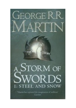 Song of Ice and Fire 1: A Storm of Swords