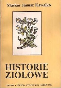 Historie ziołowe