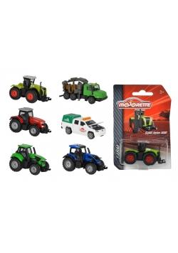 Pojazdy wiejskie, 6 rodzajów