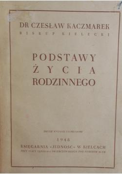 Podstawy życia rodzinnego, 1948 r.