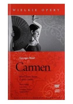 Carmen, Płyta DVD