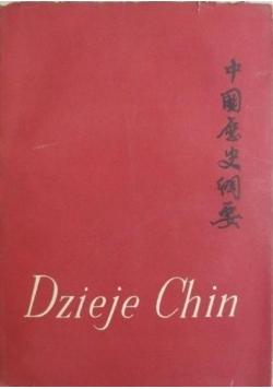 Dzieje Chin