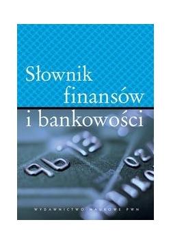 Słownik finansów i bankowości.