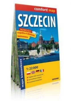 comfort! map Szczecin plan miasta