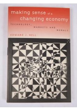 Making Sense of a Changing Economy