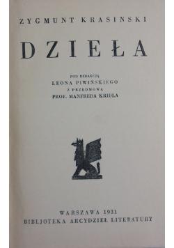 Dzieła,1931r.