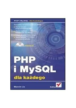 PHP i MySQL. Dla każdego+CD