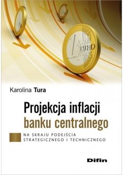 Projekcja inflacji banku centralnego
