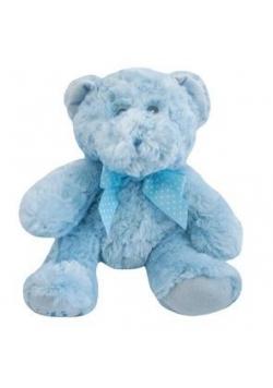 Miś Fizzy 30cm niebieski