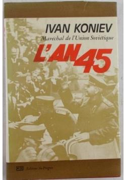 L'AN 45