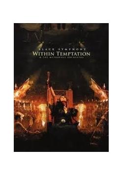 Black Symphony .Within Temptation, 2 płyty DVD