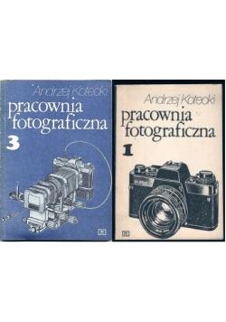 Pracownia fotograficzna, cz. 1 i 3