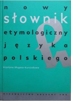 Nowy słownik etymologiczny języka polskiego