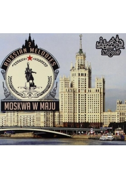 Russian Melodies 2 Moskwa w maju CD