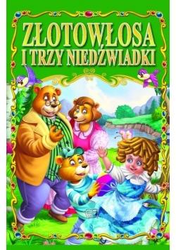Złotowłosa i trzy niedźwiadki TW