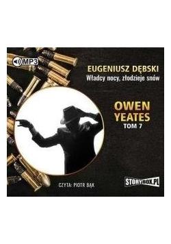 Owen Yeates T.7 Władcy nocy złodzieje... audiobook