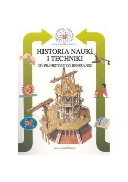 Historia nauki i techniki. Od prahistorii do renesansu