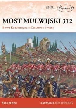 Most Mulwijski 312. Bitwa Konstantyna...
