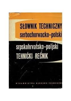 Słownik techniczny serbochorwacko-polski