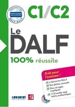Le DELF C1/C2 + CD