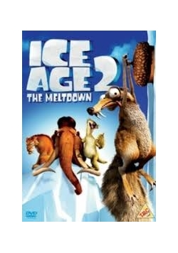 Ice Age The Meltdown płyta DVD