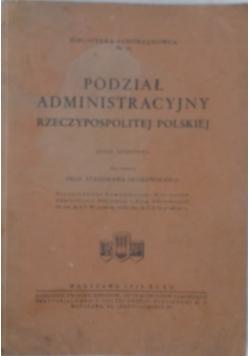 Podział administracyjny Rzeczpospolitej Polskiej, 1948r
