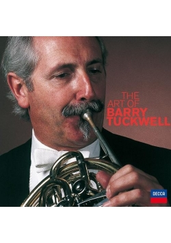 The art of Barry Tuckwell CD