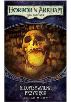 Horror w Arkham: Nieopisywalna Przysięga GALAKTA