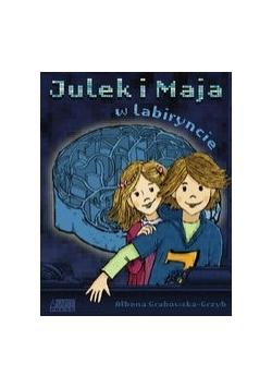 Julek i Maja w labiryncie