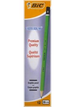 Ołówek CRITERIUM 3B (12szt) BIC
