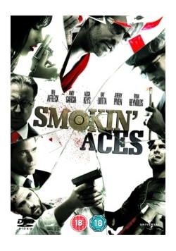 Smokin' Aces, płyta DVD