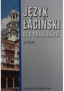 Język łaciński dla prawników