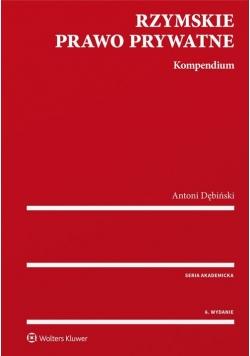Rzymskie prawo prywatne Kompendium