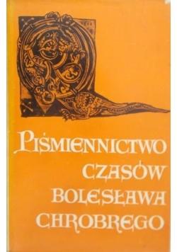 Piśmiennictwo czasów Bolesława Chrobrego