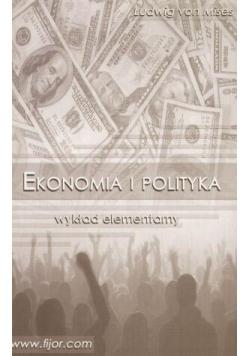 Ekonomia i polityka. Wykład elementarny