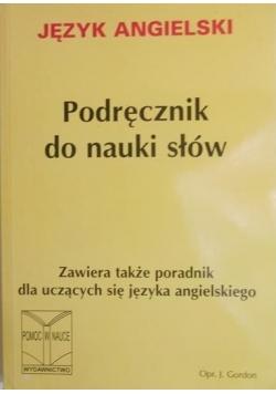 Język angielski. Podręcznik do nauki słów