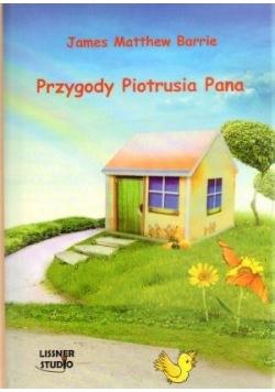 Przygody Piotrusia Pana audiobook