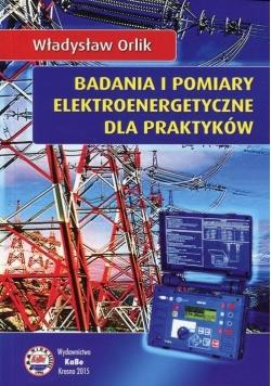 Badania i pomiary elektroenergetyczne dla praktyków, Nowa