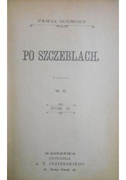 Po szczeblach TOM II, 1903 r.