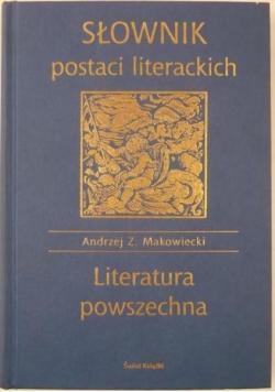 Słownik postaci literackich. Literatura polska