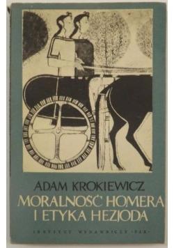 Moralność Homera i etyka Hezjoda