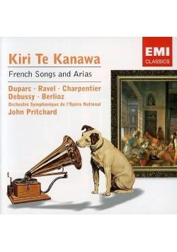 Kiri Te Kanawa, płyta CD