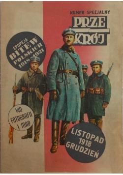 Przekrój - Epopeja Bitew Polskich 1918-1921